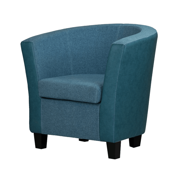 Sessel Harry blau